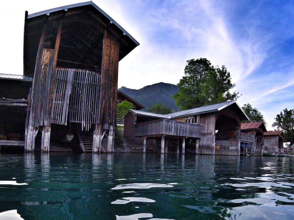 SUP Tour Walchensee