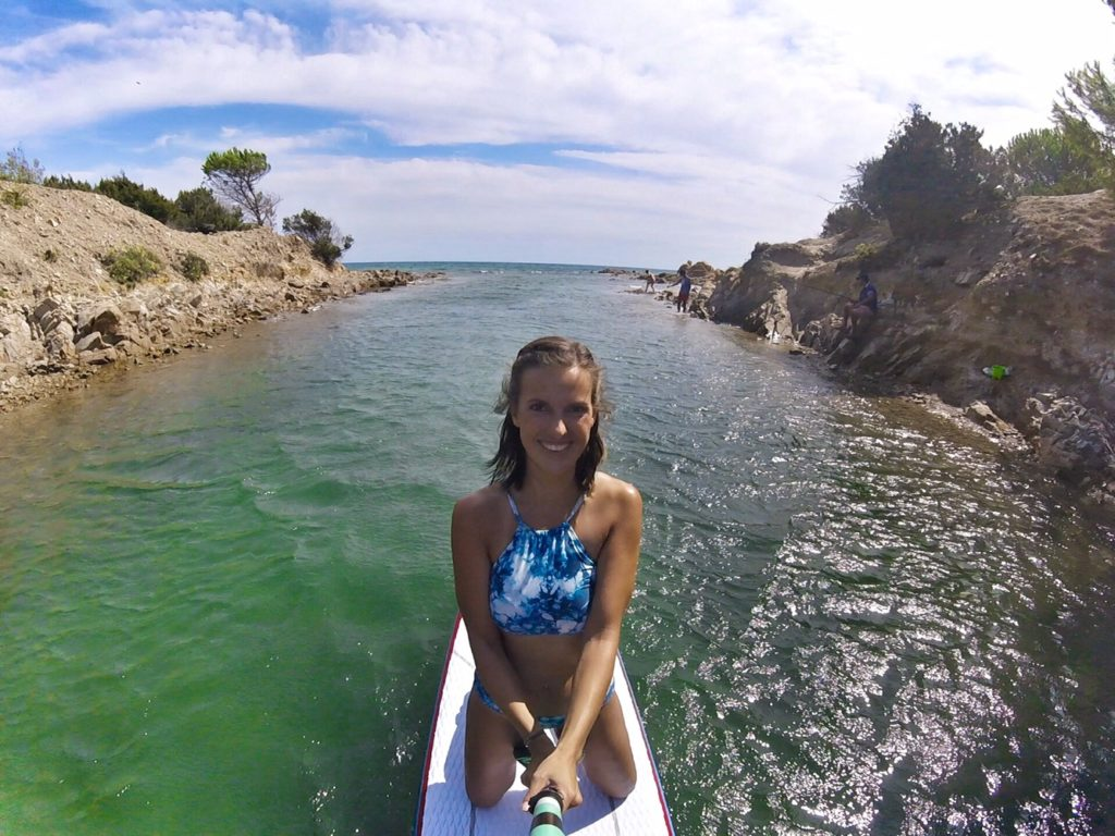 SUP Tour Sardinien Spiagga su Curcurica