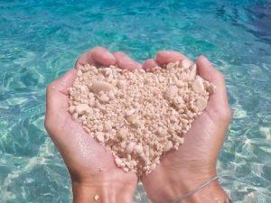 Herz SUP Sardinien 1