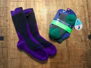 Wasserdichte Socken fürs Standup Paddling