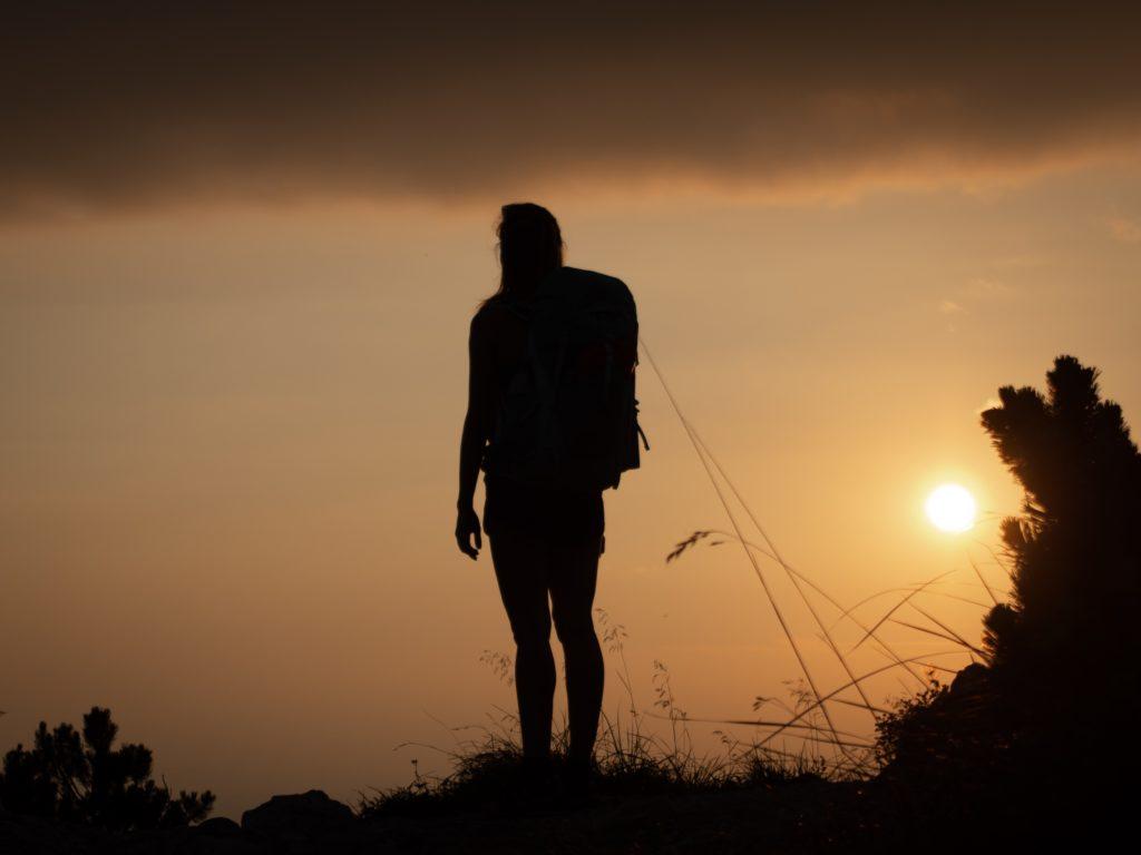 Sonnenuntergang Herzogstand